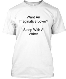 sleep with a writer