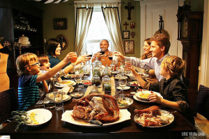 Thanksgiving means being full of …Thanks? Dressing? Booze? Excitement? Loneliness? Desire? Turkey? Fear? Relatives?